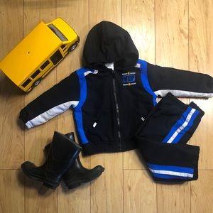 Matching Jacket & Pant Set (18 mo)